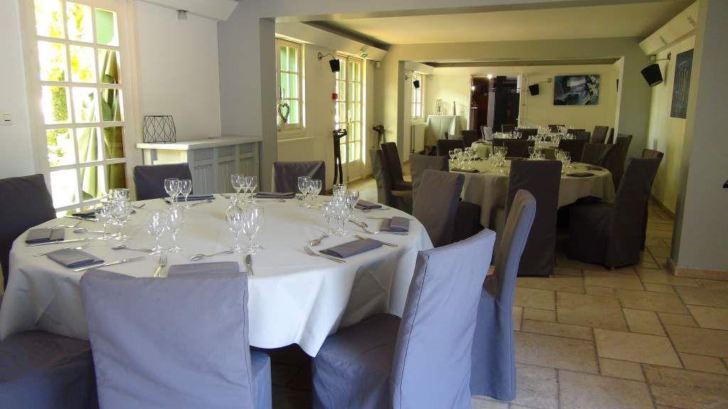 bistrot tables rondes